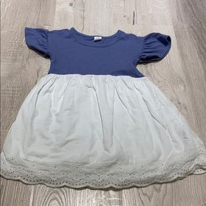 Gap Eylet Dress 3t